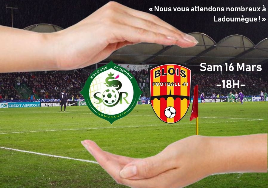 BILLETTERIE SOR / BLOIS FOOT 41